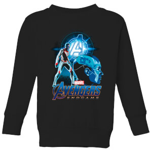 Avengers: Endgame Nebula Suit Kids' Sweatshirt - Black