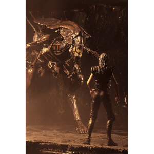 NECA Aliens - Alien Resurrection Queen - Figurine Ultra Deluxe Boxed
