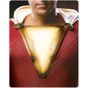 Shazam! 4K Ultra HD (Inkl. 2D Blu-ray) – Limited Edition Steelbook