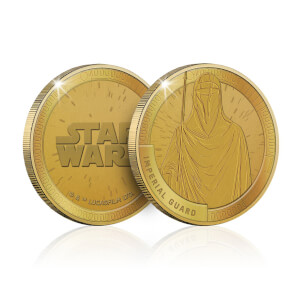 Collectable Star Wars Commemorative Coin: Imperial Guard - Zavvi Exclusive (Limited to 1000)