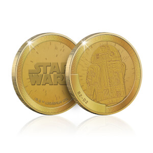 Collectible Star Wars Commemorative Coin: R2-D2 - Zavvi Exclusive (Limited to 1000)
