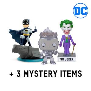 Pack DC Comics Misterioso