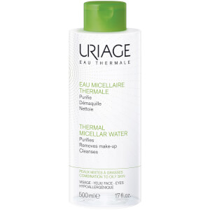 Uriage Thermal Micellar Water for Combination to Oily Skin 500ml