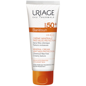 Uriage Bariesun SPF50+ Mineral Cream 100ml
