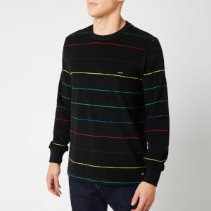 PS Paul Smith Men's Towelling Sweatshirt - Black
