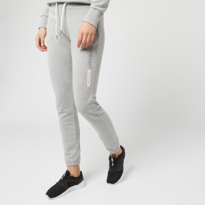 Superdry Women's Gelsey Joggers - Soft Grey Marl