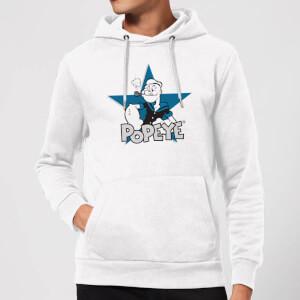 Popeye hoodie - Wit