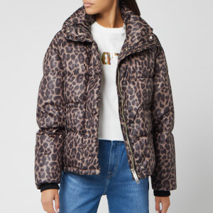 Golden Goose Deluxe Brand Women's Yuri Down Jacket - Leopard