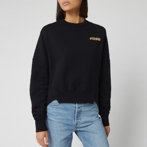 Golden Goose Deluxe Brand Women's Fureshia Sweatshirt - Black/Kimono Patch
