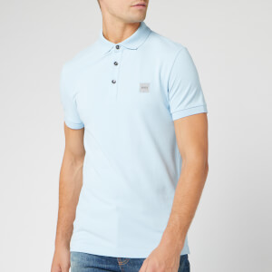 BOSS Men's Passenger Polo Shirt - Sky Blue