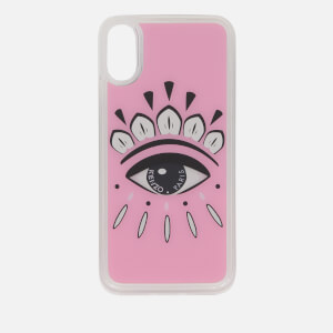 KENZO Women's Magic Eye iPhone Case - Pink