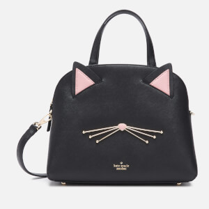 Kate Spade New York Women's Cat Lottie Bag - Black
