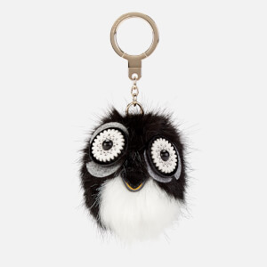 Kate Spade New York Women's Penguin Pouf Key Fob - Multi