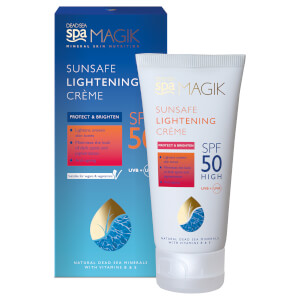Sea Magik Sunsafe SPF50 Lightening Crème 50ml