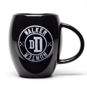 The Walking Dead Walking Hunter Oval Mug