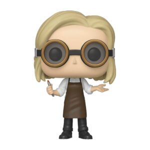 Doctor Who 13th Doctor with Goggles Funko Pop! Vinyl