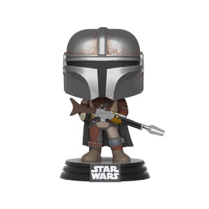 Star Wars: The Mandalorian - The Mandalorian Figura Pop! Vinyl