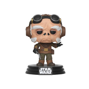 Star Wars The Mandalorian Kuiil Funko Pop! Figuur