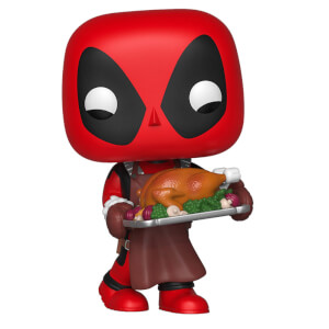 Figurine Pop! Deadpool - Marvel Noël