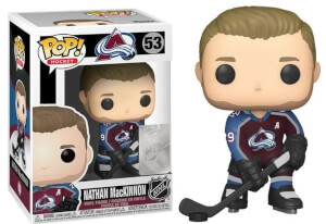 NHL Avalanche Nathan Mackinnon Pop! Vinyl Figure