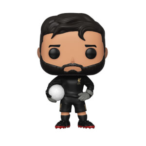 Liverpool Alisson Becker Football Pop! Vinyl Figure