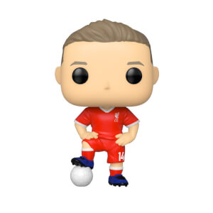 Liverpool Jordan Henderson Football Pop! Vinyl Figure