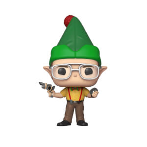 The Office Dwight as Elf Pop! Vinyl Figure