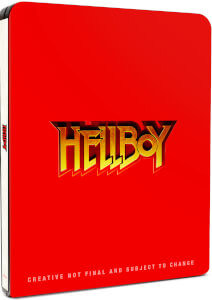 Hellboy - Call Of Darkness 4K Ultra HD (Inkl. 2D Blu-ray) – Zavvi Exklusives Steelbook