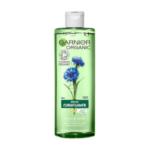 Garnier Organic Cornflower Micellar Cleansing Water 400ml