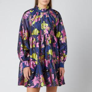 Stine Goya Women's Jasmine Dress - Daffodil Indigo