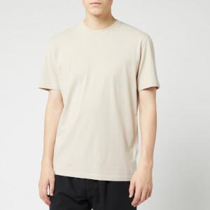 Maison Margiela Men's Garment Dye T-Shirt - Mastic