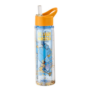Funko Homeware Disney Aladdin At Your Service Plastic Water Bottle