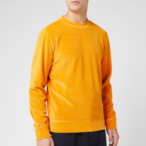 A.P.C. Men's Band Sweatshirt - Jaune