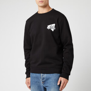 A.P.C. Men's Abe Sweatshirt - Noir
