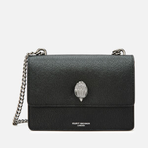 Kurt Geiger Women's Shoreditch Cross Body Bag - Black