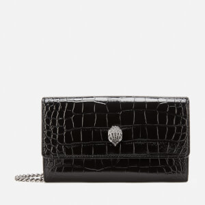 Kurt Geiger Women's Kensington Chain Wallet - Black
