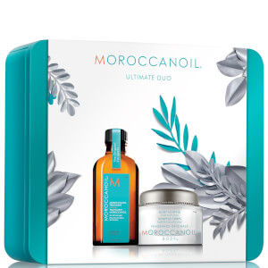 Moroccanoil Ultimate Duo (Worth £37.50)