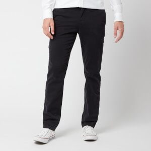 Tommy Hilfiger Men's Straight Denton GMD Flex Chinos - Jet Black