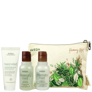Aveda Exclusive Rosemary Mint Travel Set