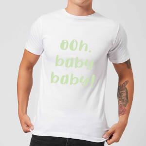 Ooh Baby Baby Men's T-Shirt - White