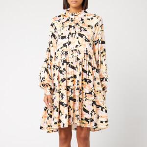 Stine Goya Women's Jasmine Dress - Swans Black