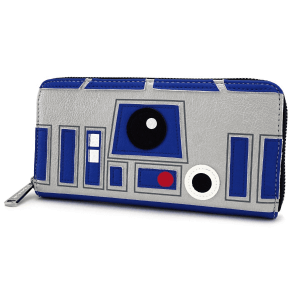 Portefeuille à deux faces Loungefly Star Wars R2-D2 & BB-8