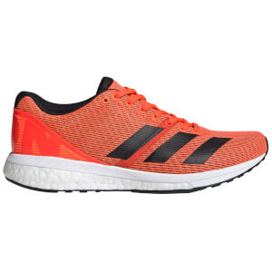 ADIDAS WOMEN SHOES ADIZERO ADIOS BOOST 2.0 Color: Purple