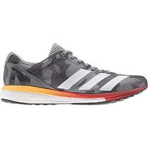 adidas Adizero Boston 8 Running Shoes - Grey