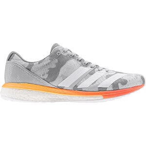 adidas Women's Adizero Boston 8 Running Shoes - Grey