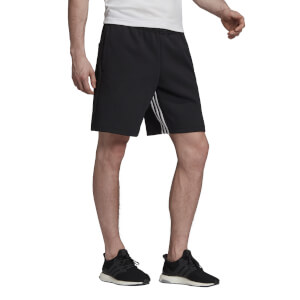 adidas MH 3 Striped Shorts