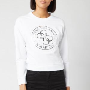 Guess Women's Marilu Sweater - True White