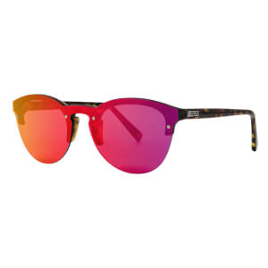 Scicon Protector Sunglasses Red Multimirror Lens - Demi Gloss Frame