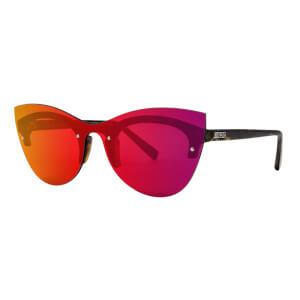 Scicon Phantom Sunglasses Red Multimirror Lens - Demi Gloss Frame