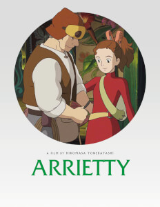 Arrietty - Zavvi Exklusives Steelbook